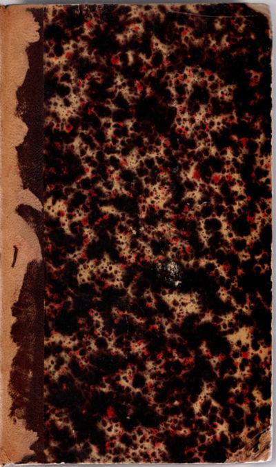 Halis: sumptibus Eduardi Anton, 1841–56. 8vo. 5 vols in 2. I: xxiv, 361, pp. II: xvi, 403, pp. III...