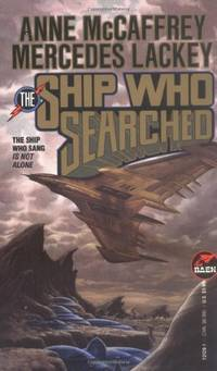 Ship Who Searched (Baen Science Fiction)