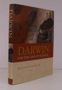 image of Darwin. For the Love of Science.  NEAR FINE COPY IN UNCLIPPED DUSTWRAPPER