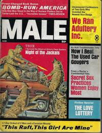 image of MALE: March, Mar. 1969