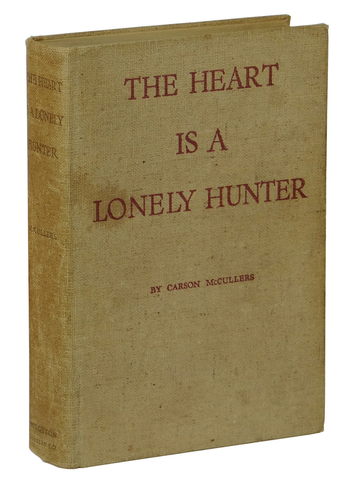 the heart is a lonely hunter essay The great gatsby the heart is a lonely hunter the hobbit the hound of  the baskervilles the house on mango street the joy luck club the jungle.
