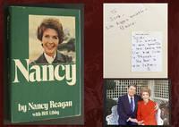 Nancy (SIGNED Association Copy PLUS Personal Handwritten Note)