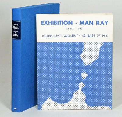 New York: Julien Levy, 1945. first edition. as issued. RARE EXHIBITION CATALOG WITH PHOTOMECHANICAL ...