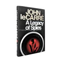 A Legacy of Spies Signed John le Carré