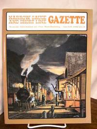 image of NARROW GAUGE AND SHORT LINE GAZETTE - JANUARY/FEBRUARY, 1990; VOLUME 15, NUMBER 6