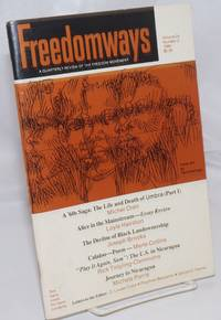Freedomways, a quarterly review of the freedom movement.  Vol. 24 no. 3