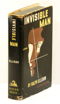 INVISIBLE MAN by  Ralph Ellison - First Edition - (1952) - from Quill & Brush (SKU: 54193)