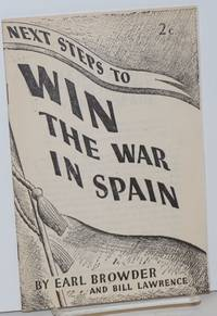 Next steps to win the war in Spain