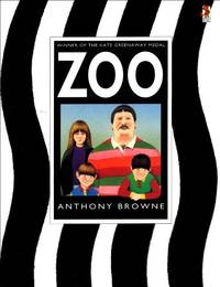 Zoo (Red Fox Picture Books) by  Anthony Browne - Paperback - from World of Books Ltd and Biblio.com