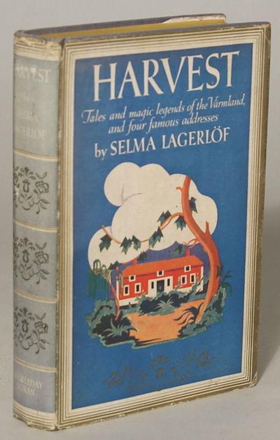 Garden City: Doubleday, 1935. Octavo, pp. v-vi 3-294 , original decorated blue cloth, front panel st...
