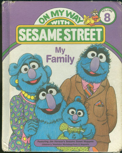 Image for MY FAMILY Featuring Jim Henson's Sesame Street Muppets