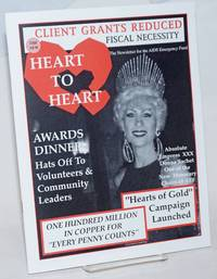 The New Heart to Heart: the newsletter of the AIDS Emergency Fund; Summer 1997; Awards Dinner