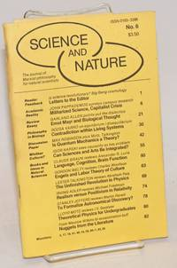 Science and nature. No. 6 The journal of Marxist philosophy for natural scientists