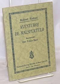 image of Aventuroj de Malspertulo (Fragmento de la Verko).  Esperantigis Dro Tobias Sigal