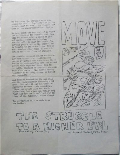 Move the Struggle to a Higher Level
