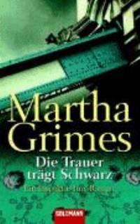 image of Die Trauer trägt Schwarz