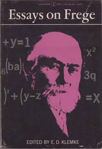 Essays on Frege