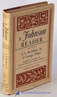 image of A Johnson Reader   (stated First Modern Library Edition, ML #363.1)