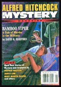 image of ALFRED HITCHCOCK'S MYSTERY - Volume 40, number 8 - August 1995