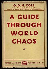 New York: Alfred A. Knopf, 1932. Hardcover. Fine/Very Good. First American edition. Spine lettering ...