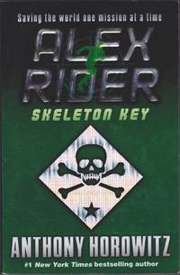 Skeleton Key (Alex Rider #3)