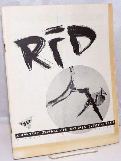 Bakersville, NC: RFD, 1984. Magazine. 60p., 8.25x10.5 inches, poetry, editorials, photos, art, very ...