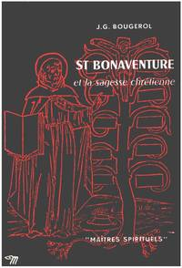 image of St bonaventure et la sagesse chretienne