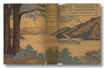 New York: The Macmillan Company, 1928. Black cloth, decorated in gilt, pale blue and red. Frontis an...