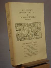 Culpeper's Complete Herbal and English Physician
