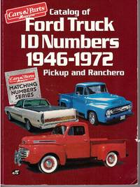 1946 1972 catalog ford id number truck