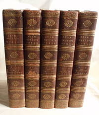 The Works of Adam Smith, LL.D....With an account of his life and writings by Dugald Stewart. In Five Volumes
