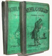 The Life And Adventures Of Nicholas Nickleby. With a Frontispiece. in Two Volumes