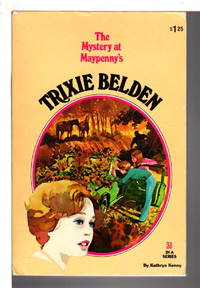 image of TRIXIE BELDEN: THE MYSTERY AT MAYPENNY'S,  #31.