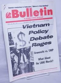 image of Bulletin of international socialism: Vol. 2, No. 19, November 15, 1965