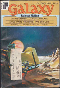 Galaxy, October 1977 (Volume 38, Number 8)