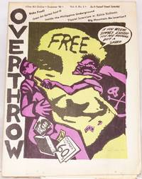 image of Overthrow: A Yippie Publication. Vol. 8, no. 2 (Summer 1986)
