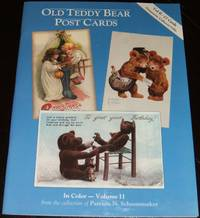 image of Old Teddy Bear Postcards 27 Reproduction Postcards in Color Volume II