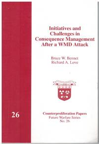 Initiatives and challenges in consequence management after a WMD attack