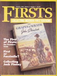 FIRSTS: The Book Collector\'s Magazine (Complete Run-FREE SHIPPING)