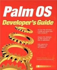 image of Palm OS Developer's Guide