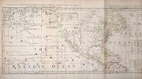 Chart Containing the Coasts of California, New Albion and Russian Discoveries.  North America and the West Indies, with the opposite coasts of Europe and Africa