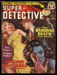 Super Detective : May 1950 by Clint Murdock & Others - First Edition - 1950 - from Dearly Departed Books and Biblio.co.uk