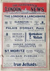 The Illustrated London News.  November 29, 1930.