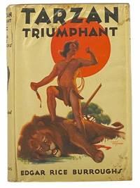 image of Tarzan Triumphant (Tarzan Series Book 17)