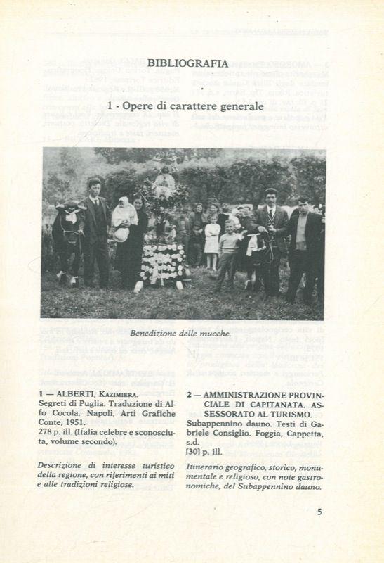 Itinerario bibliografico per le tradizioni popolari di for Progetta i piani domestici delle tradizioni