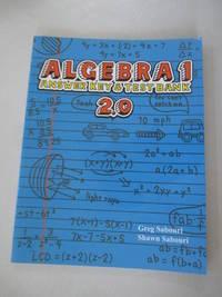 Algebra 1: Answer Key & Test Bank