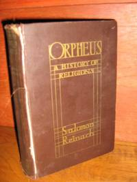 Orpheus, A History Of Religions