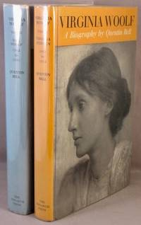 Virginia Woolf, A Biography: Volume One, Virginia Stephen 1882-1912 [and] Volume Two, Mrs Woolf 1912-1941. 2 volumes.