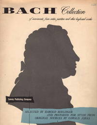 Bach Collection of Movements from Suites, Partitas and Other Keyboard Works