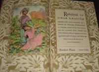 image of The Rubaiyat of Omar Khayyam Translated into English Quatrains by Edward Fitzgerald